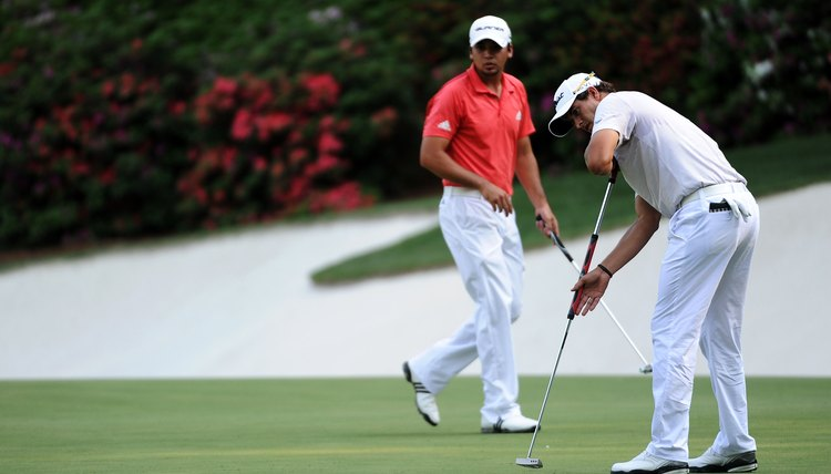 Adam Scott used a 49-inch putter while finishing second at the 2011 Masters.