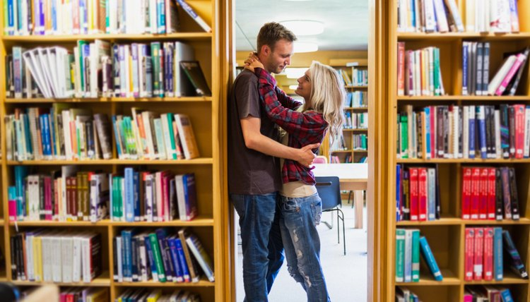 Being in a committed relationship in college can teach you how to maintain healthy life balances.