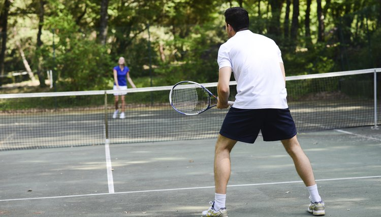 Muscles Engaged While Playing Tennis