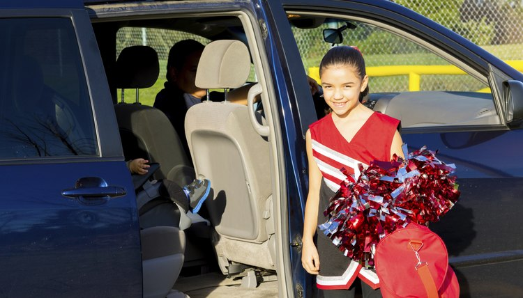 What to Wear & Bring for Cheerleading Practice