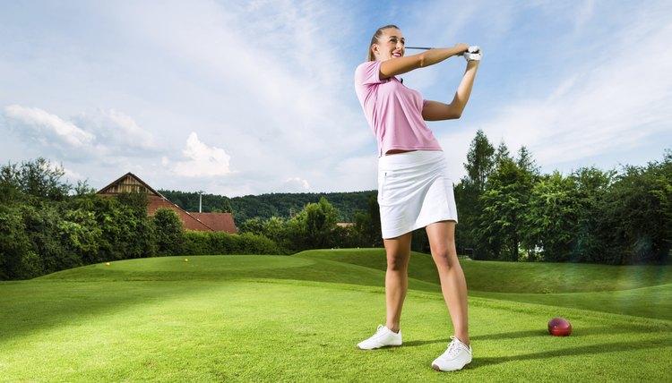 Golf Exercises for Women