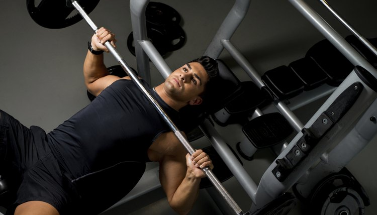Weight Lifting Exercises for Toning in Men
