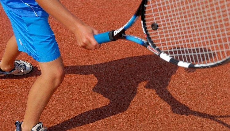 The Stiffness & Balance of a Tennis Racket