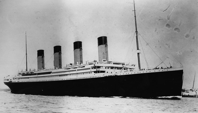 In the early 1900s, steam-powered ocean liners were the largest machines on earth.