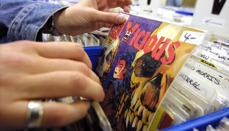 Big Apple Comic Book Art and Toy Show