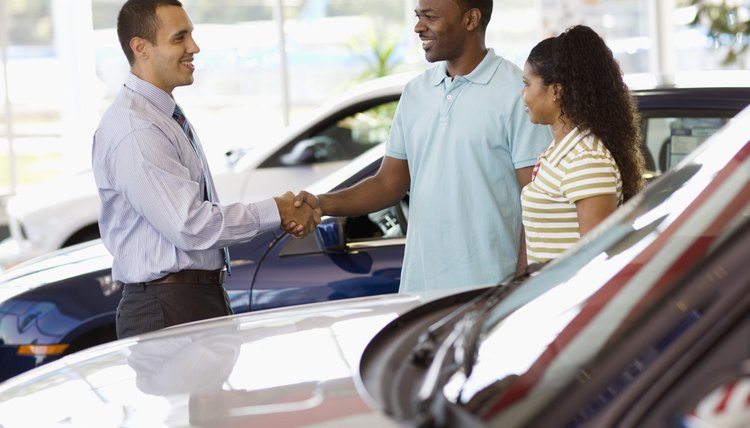 The Average Salary Of A General Manager Of An Auto Dealership