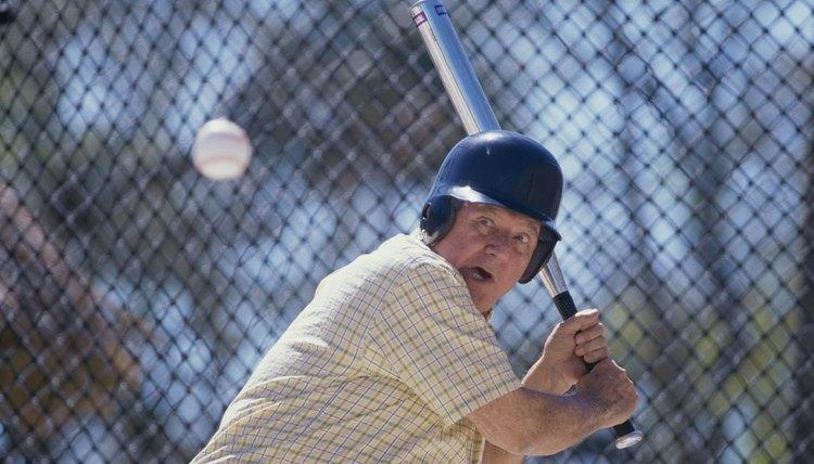 Left Handed Batter Vs. a Right Handed Pitcher