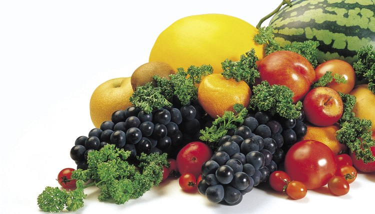 Which Foods Prevent Free Radicals in Your Body?