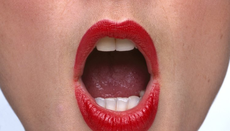 A dry mouth can signal health problems.