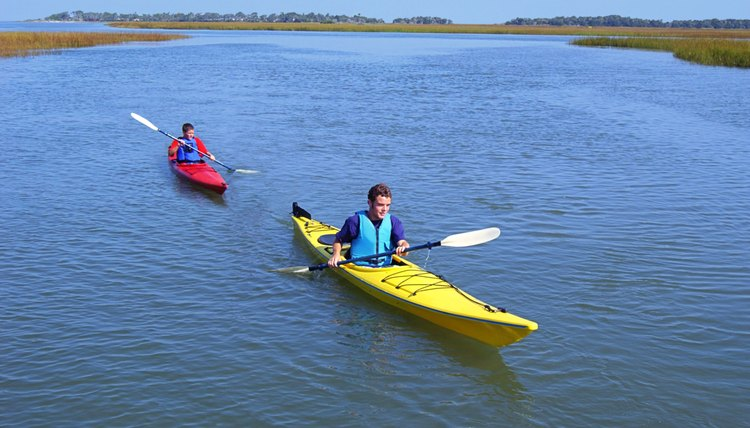 How Do I Train for Flatwater Kayak Racing?