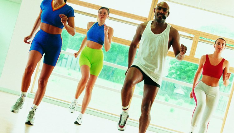 Five Physical Components of Aerobics