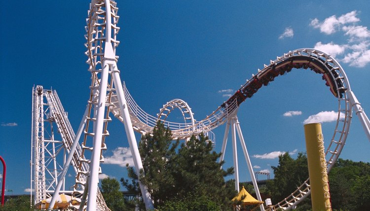Engineering and technology involved in modern roller coasters far exceeds original designs.