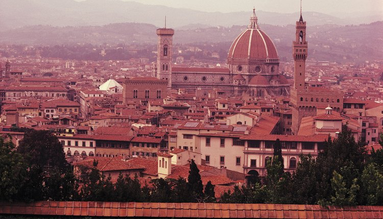 Florence, famed for its culture, could claim to be the birthplace of opera.