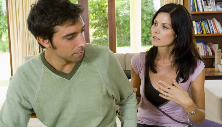 A guy's behavior can give you clues about whether he still has feelings for his ex.