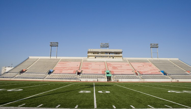 What Is the Crown of a Football Field?