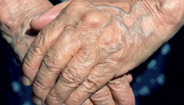 Close-up of  woman's hands
