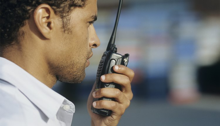 Radio communication etiquette enables radio network users to communicate briefly and effectively.