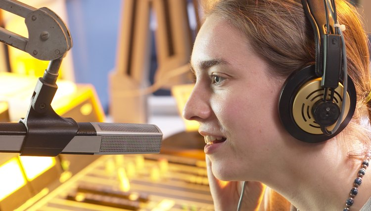 Doing their own radio show could be a big hit with your girls.