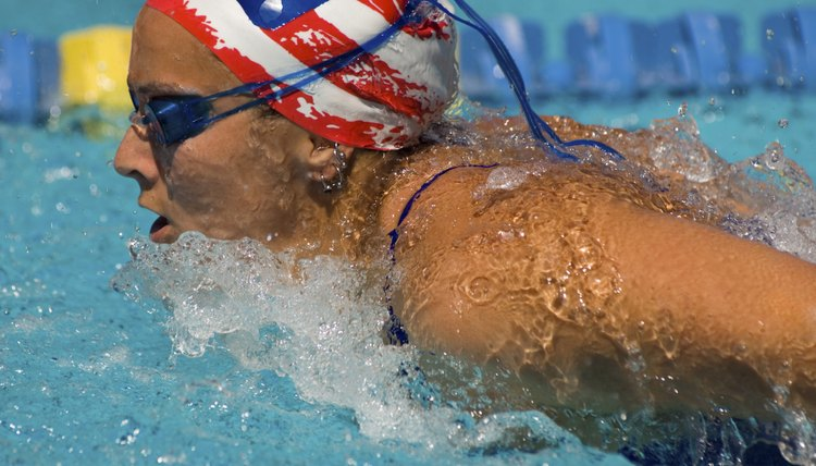 The Best Exercises to Swim the Butterfly