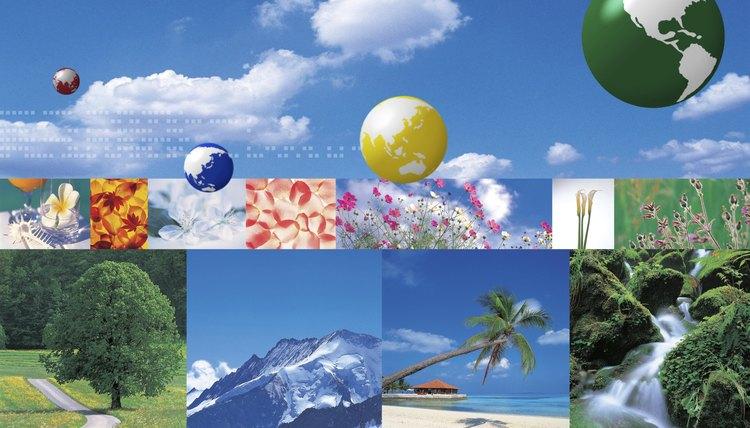 Climate varies around the globe.