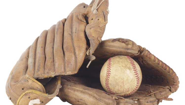 How to Form the Best Pocket for a Baseball Glove
