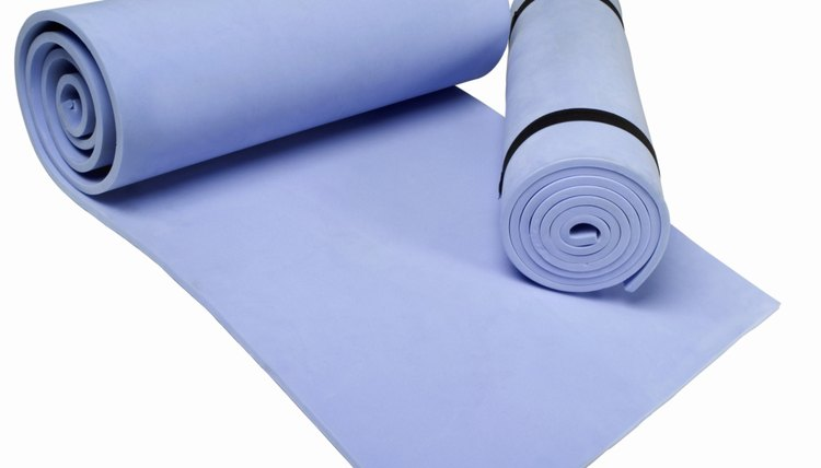 Which Side of a Yoga Sticky Mat Should You Use?