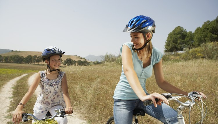Why Do Girls' Bikes Have a Lower Bar?