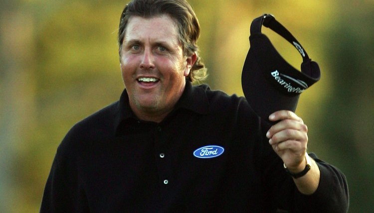 Phil Mickelson won the 2006 Masters while using a Callaway draw driver.