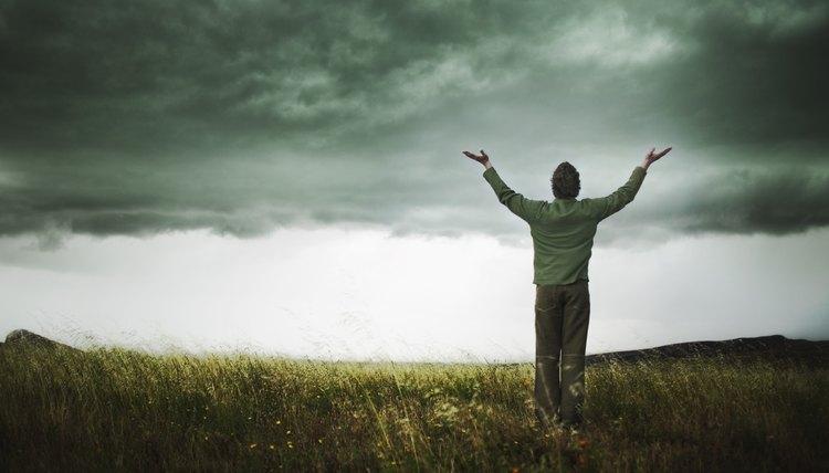 Catholics find a spiritual element in nature.