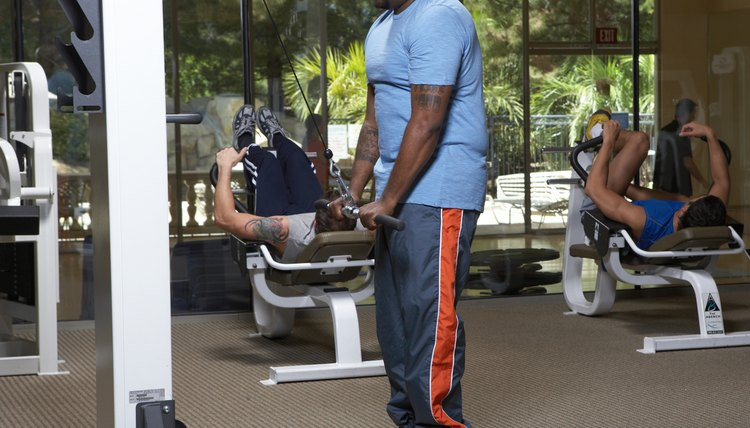 How to Do a Standing Pulldown