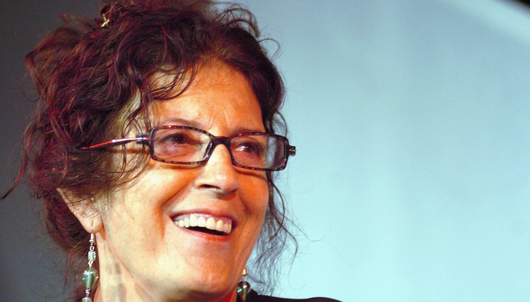 Anita Roddick, founder of The Body Shop, which places corporate ethics front and center.