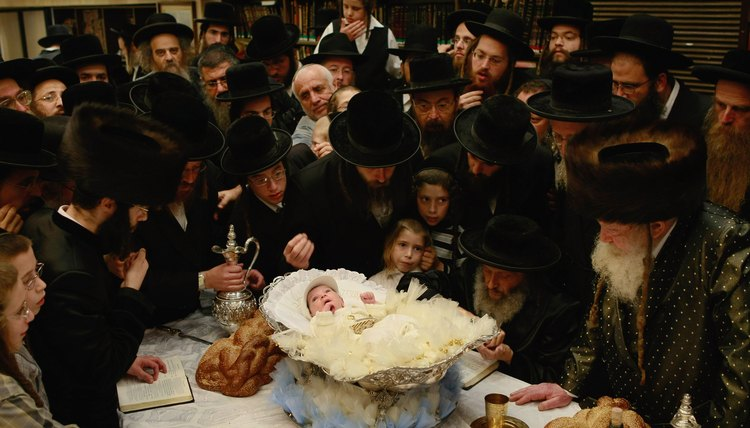 Celebrating the birth of a child is part of a naming ritual.
