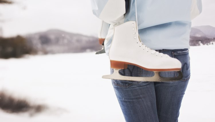 How to Remove Rust From an Ice Skate Blade