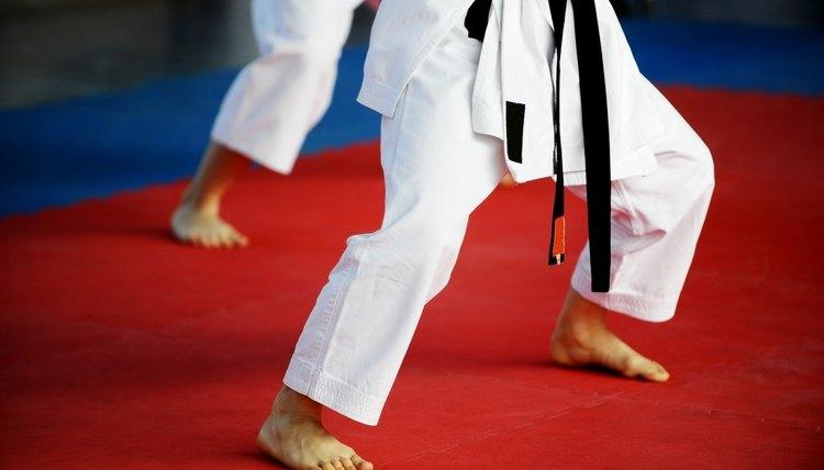 Belt Levels in Judo