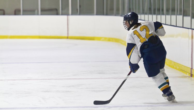 How Many Calories Are Burned in a Game of Hockey?