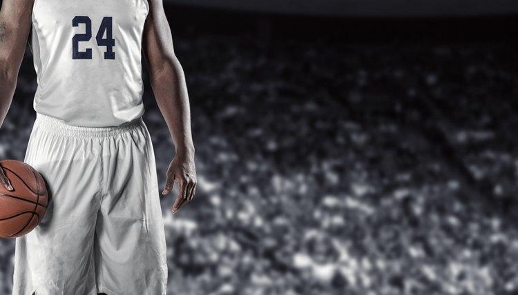 Basketball Drills for a Power Forward