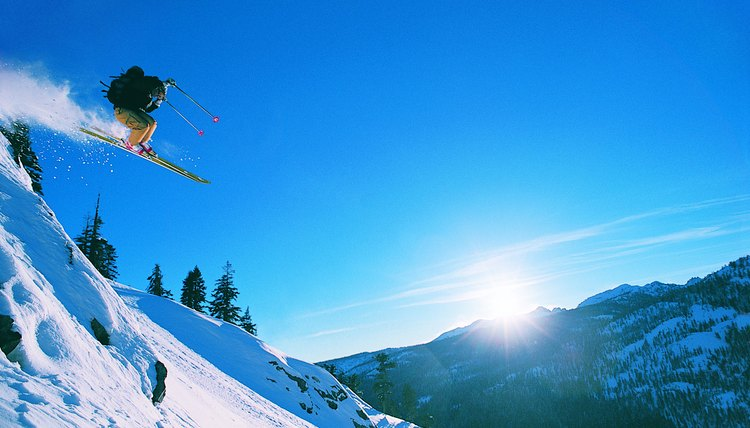 Why Do I Have Pain in My Upper Thigh When Downhill Skiing?