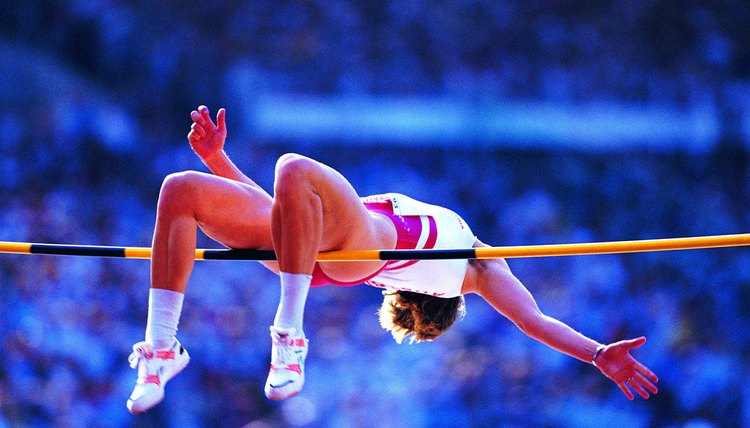 Rules of the High Jump