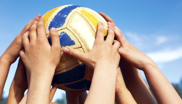 Volleyball Drills for Children