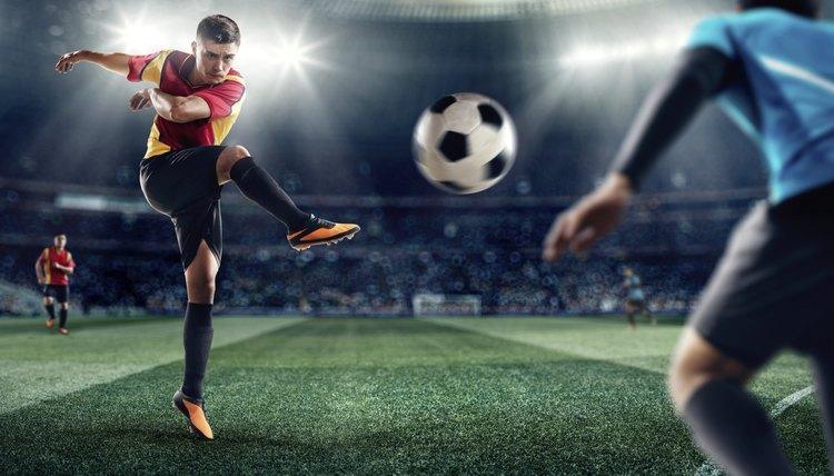 Diamond Formation in Soccer