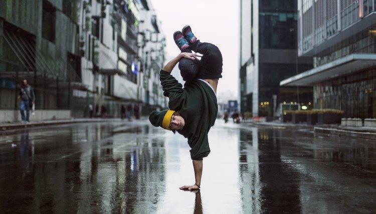 Breakdance Exercises