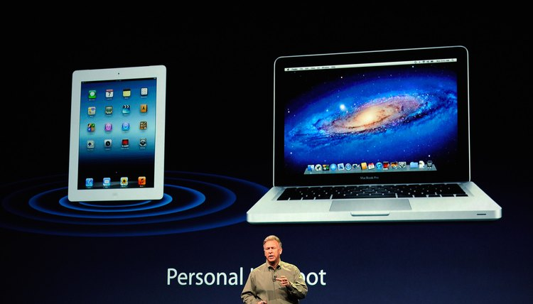 Most newer Apple products support AirPlay technology.