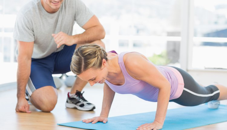 Should I Do Pushups Until Failure to Increase My Reps?