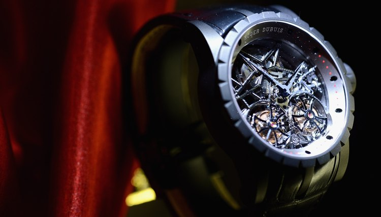 Maintain the elegant look of your titanium watch with regular care.