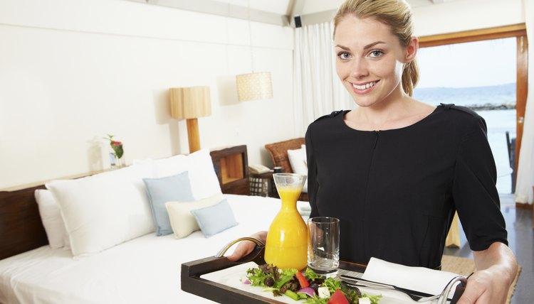 Room Service Duties | Career Trend