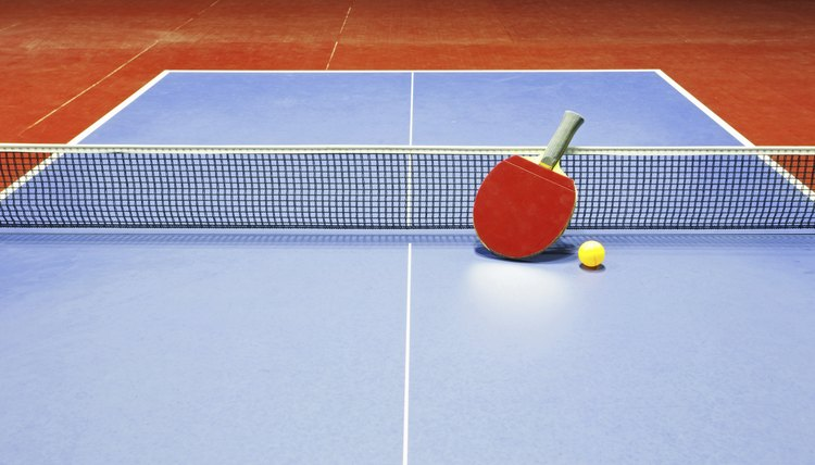 Types of Table Tennis Rackets