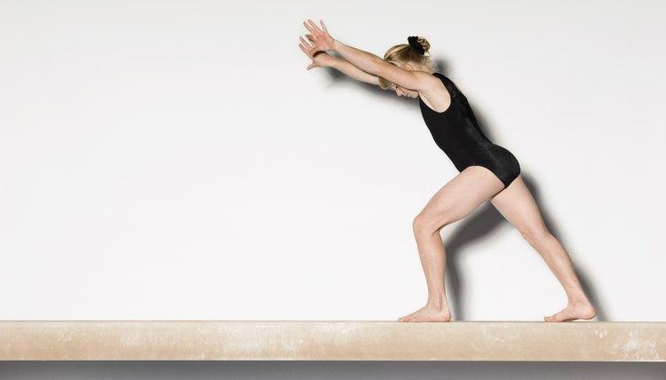 Balance Beam Activities