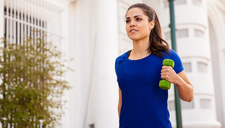 Can You Tone Arms While Walking?
