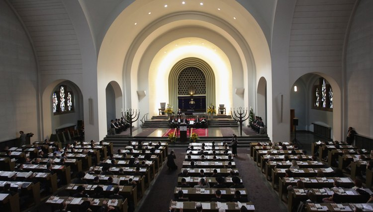 Visitors to a synagogue should be mindful of its significance in Judaism.