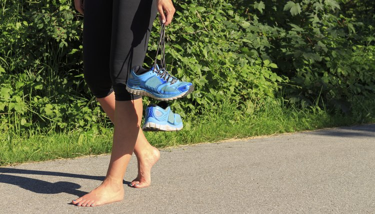 A Closer Look at Barefoot Training